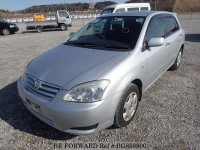 TOYOTA ALLEX XS150 WISE SELECTION