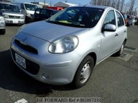 NISSAN MARCH 12S V PACKAGE