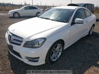 MERCEDES-BENZ C-CLASS C180 BE COUPE AGILITY PACKAGE