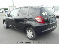 HONDA FIT G SMART STYLE EDITION