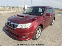 SUBARU FORESTER 2.0XT BLACK LEATHER SELECTION