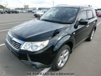 SUBARU FORESTER 2.0XS BLACK LEATHER SELECTION