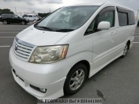 TOYOTA ALPHARD V AS PREMIUM ALCANTARA VERSION