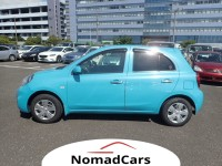 NISSAN MARCH G